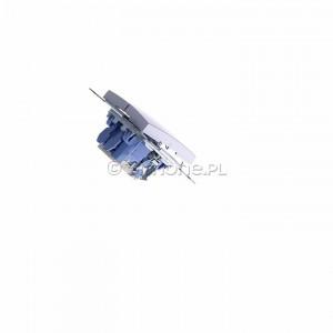 Simon 54 DP2.01/43 - Przycisk zwierny podwójny - Srebrny Mat - Podgląd zdjęcia 360st. nr 3