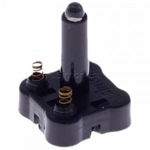 Simon 54 DUL - Układ podświetlenia LED do Łączników i przycisków w kolorze niebieskim 230V AC - Podgląd zdjęcia 360st. nr 3